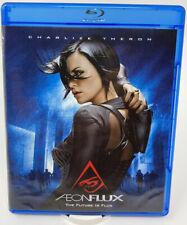 Aeon Flux (Blu-ray Disc, 2013)
