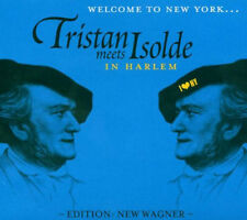 Wagner 's Welcome to New York-Tristan meets Isolde in Harlem (Jazz) NUOVO OVP