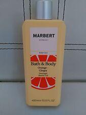 Orange Körperpflege-Duschgel für Damen