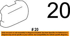 SUBARU OEM 13-16 BRZ Rear Bumper-Tow Hook Eye Cap Cover Left 57731CA110