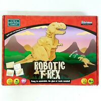 Robotic T-Rex Dinosaur Sound Activation by Green Board Game Co