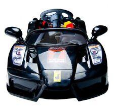 Kinderauto MP3 Elektroauto Fernbedienung Kinderfahrzeg Akku