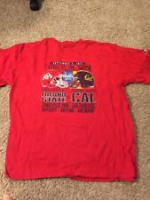 2011 Fresno State Cal Bears Battle At The Stick Bay T Shirt Adult XXL Champion