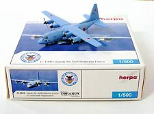 Herpa Wings 1:500 514934 Japan Air Self Defense Force C-130H 05-1084 - Model