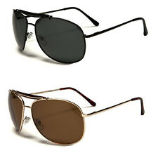 Men Polarized Sunglasses Driving Aviator Outdoor Sports Eyewear Golf Glasses A