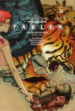 Fables The Deluxe Edition Book One by Bill Willingham HC Graphic Novel