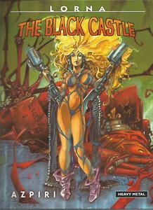 Lorna: The Black Castle by Azpiri  (Paperback 2008)