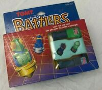 Tomy/Parker Brothers Battlers/Spinjas Retro 1987 Toy - Boxed & Complete