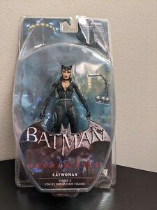 Batman Arkham City Catwoman Action Figure DC Direct 2012