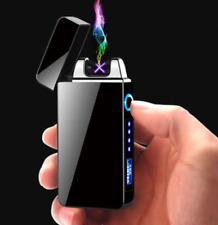 Lighters Dual Windproof Flameless Arc Plasma Lighter Plasma Lighter Electric