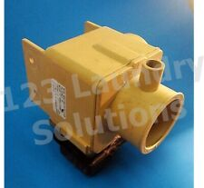 """Washer Drain Valve 3"""" for Maytag / Primus 220v 90 degrees 340-055-051A Used"""