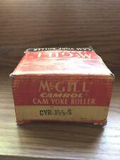 Mcgill Cyr 3 12 S Cam Follower Yoke Mount Roller New Old Stock