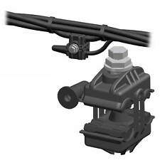 BORNA NILED P95 CONEXION CABLE POR PERFORACION 16-95mm EMPALME LUZ BORNE AEREO