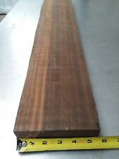 Macassar Ebony Lumber - Hand selected 2 inch thick board