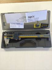 "iGaging 0-6"" (0-150mm) Absolute Origin Digital Electronic Caliper, SPC, New"