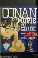 JAPAN Case Closed / Detective Conan The Movie Perfect Guide Book