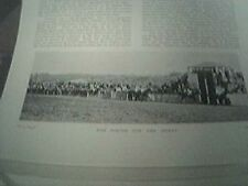 magazine item 1903 - the derby and oaks article