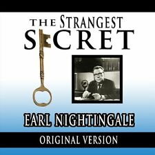 THE STRANGEST SECRET: LAW OF ATTRACTION by Earl Nightingale Audio CD