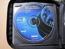 BMW MK2 GPS ON BOARD NAVIGATION Original OEM CD # 8 Canada