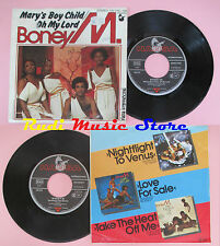 LP 45 7'' BONEY M Mary's boy child Oh my lord 1978 germany HANSA  cd mc dvd