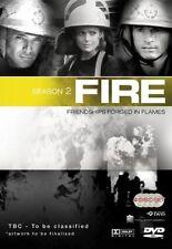 Fire : Season 2 (DVD, 2007, 4-Disc Set) - Region 4