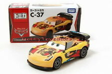 "Tomica Tomy Disney Pixar ""Cars 2"" Diecast C-37 Miguel Camino (Standard Type)"