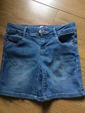 Short Jean Okaidi Fille Taille 12 Ans État Impeccable !