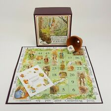 The World Of Beatrix Potter Paths Burrows Game Peter Rabbit Snakes Ladders 1988