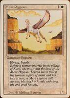 Mesa Pegasus - White Revised 3rd Edition Mtg Magic x4 NM