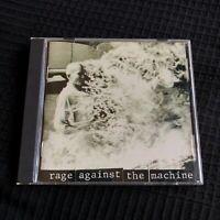 RAGE AGAINST THE MACHINE cd same USA 1992 Epic Tom Morello