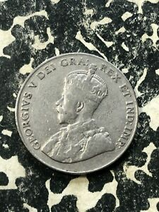 1928 Canada 5 Cents (7 Available) Circulated (1 Coin Only)
