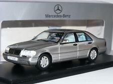 Spark 1994 Mercedes-Benz W140 S500 Plata Distribuidor Edition 1/43