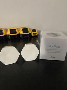 Xfinity XFI Pods Wifi Network Range Extender - White, 3 Total