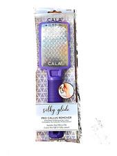 Cala Purple silky glide pro callus remover