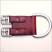 Royal King Leather 2-Buckle Western Girth Converter 52-612