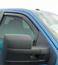 Wade/Westin In-channel Wind Deflector/Rainguard 72-37459 2009-2014 Ford F150 2pc