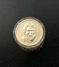 2008-D Andrew Jackson Presidential Dollars *Golden Dollar* Uncirculated Coins