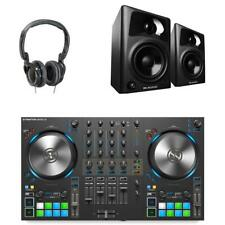 Native Instruments Traktor S3 Inc Software 4 Channel DJ Controller Speakers Av32