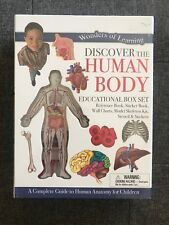 Wonders Of Learning Discover The Human Body Educational Box Set