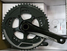 Sram Rival 22 GXP 52/36T X-Glide Crankset, 165mm, 2 x 11 Spd, New In Box RIVAL22