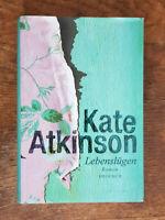 Lebenslügen Kate Atkinson   Gebundene Ausgabe     Buch Sammlung Roman Krimi