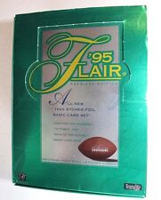 1995 Fleer Flair Box - NO Cards, has Small boxes/packets that cards came in