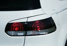 VW Golf 6 1K Eyebrows Rear taillight Cover eye lids light cover Brow mask GTI