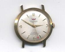 Vintage Waltham Men's Wrist Watch, 21 Jewels, UTC 2291 Mechanical c1960s