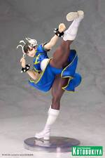Kotobukiya Street Fighter Chun-Li Bishoujo Statue 1st Edition NEW SEALED