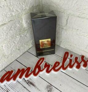 Tom Ford Noir De Noir Eau De Parfum Edp 3.4 Oz Unisex Spray Authentic Perfume