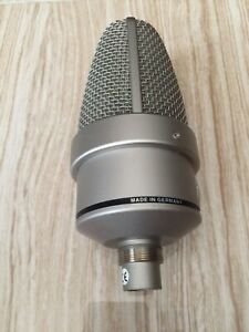 NEUMANN TLM 49 P48 Large Diaphragm Condenser Microphone. Mint!