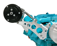 Pontiac 326-350 V8 A//C Bracket TBI CB326