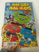 Marvel, Hulk-Sized Mini-Hulks #1, One Shot, 2011. Beautiful & Very Nice!