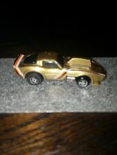 Vintage Ideal Toy Corp 1982 gold corvette rare chase